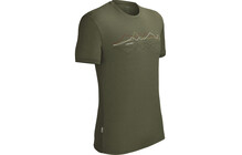 Icebreaker Tech t shirt Homme Lite, SS, IB, BF150 vert